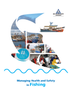 Managing Health and Safety in Fishing front page preview