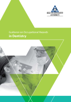 Guidance on Occupational Hazards in Dentistry front page preview