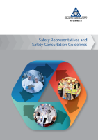 Safety Representatives and Safety Consultation Guidelines front page preview