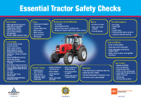 A4 flyer - tractor poster 2019 WEB front page preview