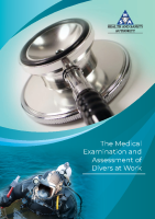 The-Medical-Examination-and-Assessment-of-Divers-at-Work front page preview